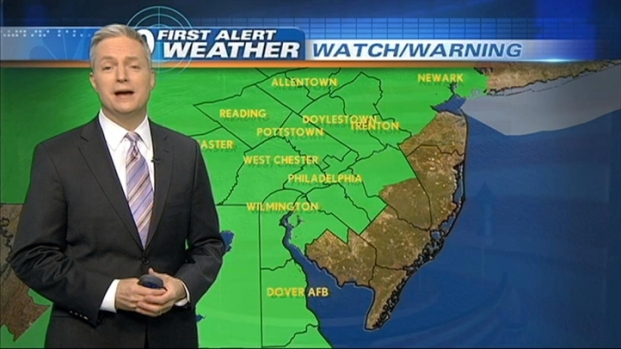 [PHI] NBC10 Forecast: Flood Watch Continues