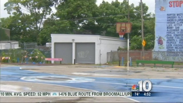 [NATL-V-PHI] New Basketball Court Could Help Combat Crime
