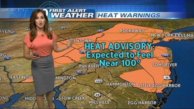 [PHI] Saturday Evening Forecast: July 6, 2013