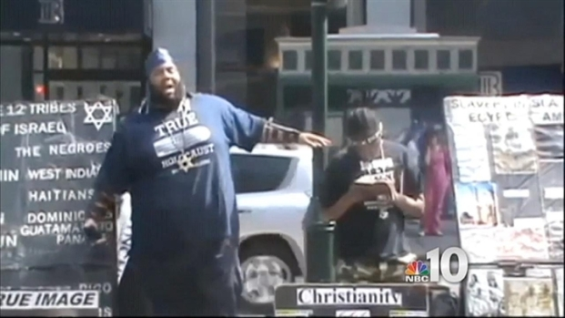 [PHI] Store Owners Sue Black Israelite Group