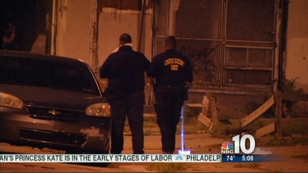 [PHI] Police Officers, Suspects Exchange Gunfire