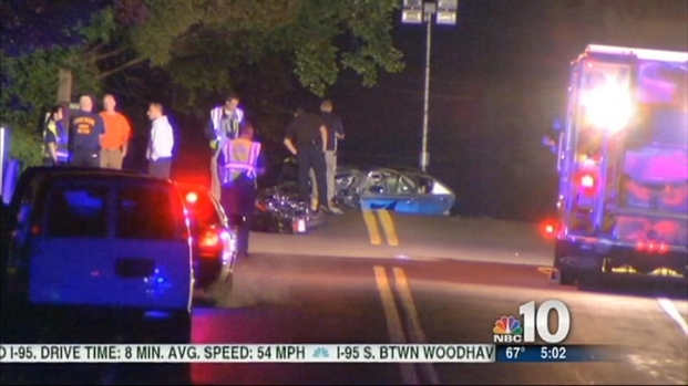 [PHI] 1 Killed, 3 Hurt in Triple Motorcycle Crash