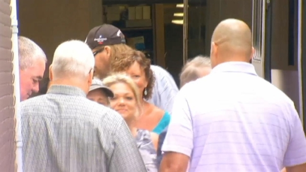 [PHI] Powerball Winners Head to Lottery Headquarters