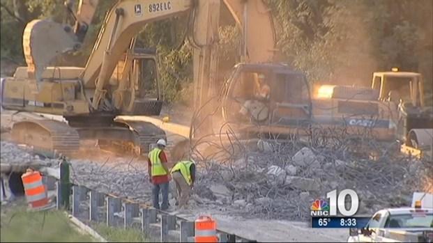 [PHI] I-95 Construction