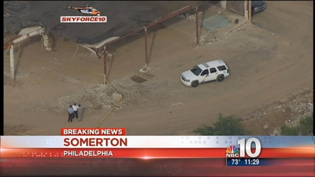 [PHI] Teen's Bullet-Riddled Body Found at Construction Site