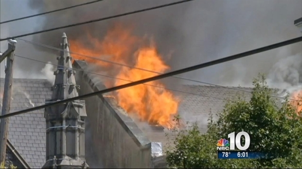 [PHI] Historic Philadelphia Church Destroyed By Fire