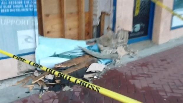 [PHI] RAW VIDEO: Surf Shop Damage