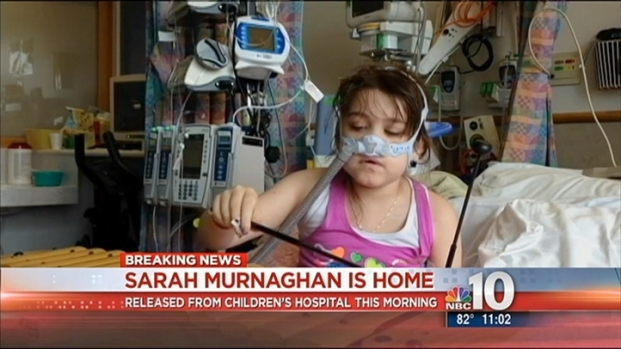 [PHI] Sarah Murnaghan is Home!