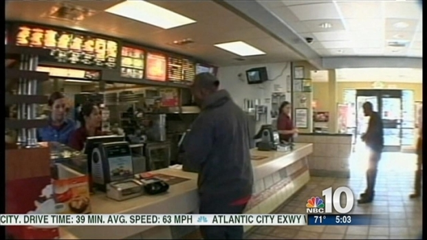 [PHI] Fast-Food Workers Call for a More Livable Wage