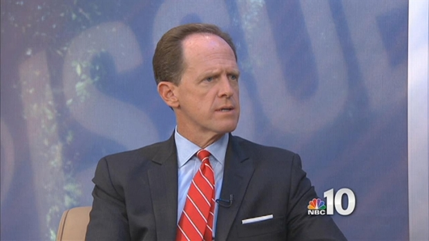 Toomey on 'Unsustainable Path' of Medicaid