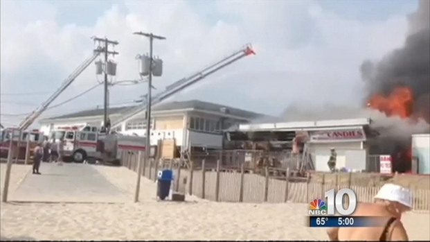 [PHI] Cause of Boardwalk Fire Revealed