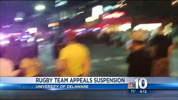 [PHI] Rugby Team Appealing Suspension