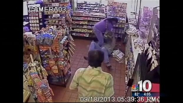 [PHI] Caught on Camera: Elderly Man Brutally Attacked