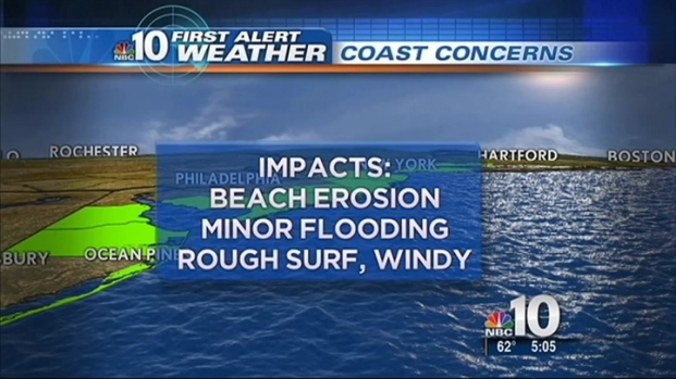 [PHI] Coastal Flooding Concerns
