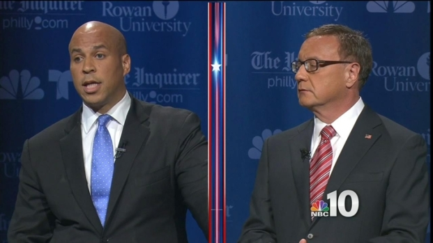 "[PHI] Booker-Lonegan Debate: ""Bodies in the River"""