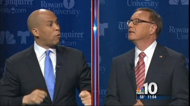 [PHI] Booker and Lonegan Square Off