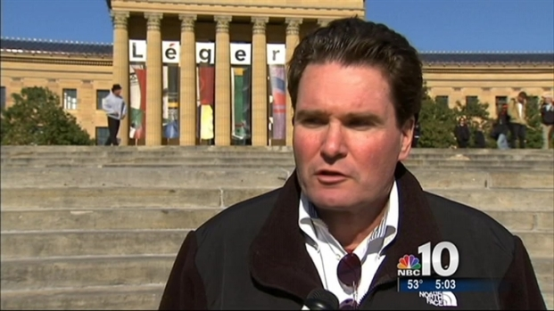 "[PHI] Car Down ""Rocky"" Steps Causes Reaction"