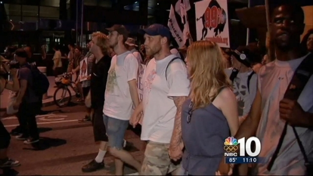 [PHI] Occupy Members March on Philly