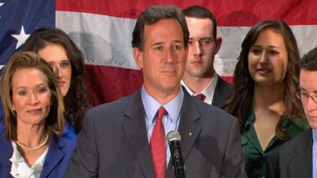 [PHI] Rick Santorum Suspends Bid for President