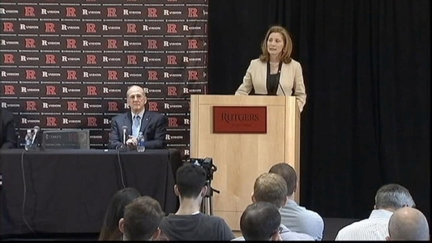 [NY] Rutgers Names Julie Hermann New Athletic Director