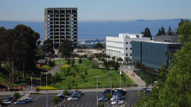 [BAY] CSUEB Readies for Implosion