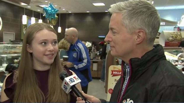 Wawa Gives Back to Make-a-Wish Foundation