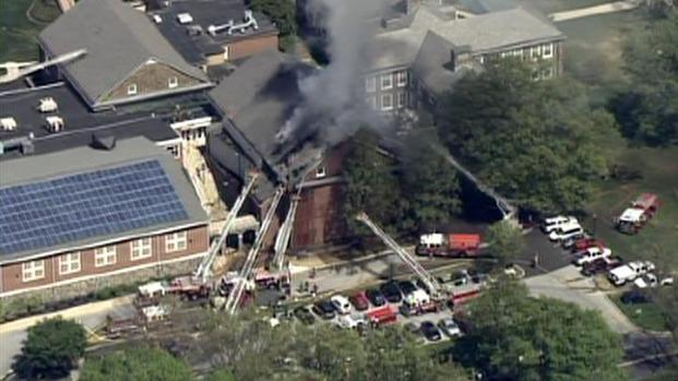 [PHI] Fire at Wilmington Private School