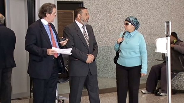 [CHI] Parents Defend Son Charged in Bomb Plot