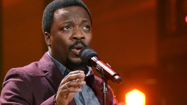 [NBCAH] Anthony Hamilton Talks Grammies