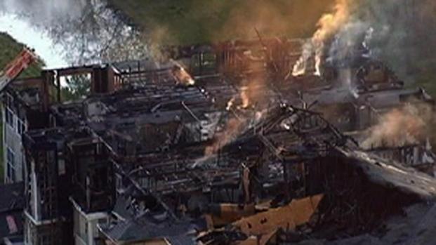 [PHI] Fire Destroys 24 Del. Apartment Units