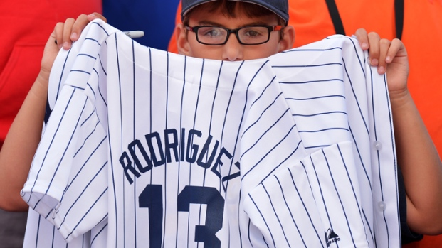 [AP] Some Yankee Fans Still Support Alex Rodriguez