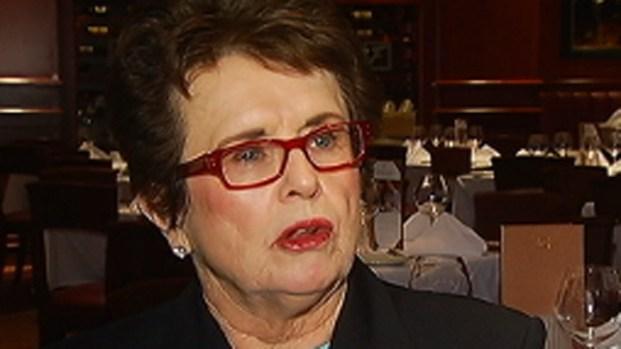 [PHI] Billie Jean King Raises Health Awareness