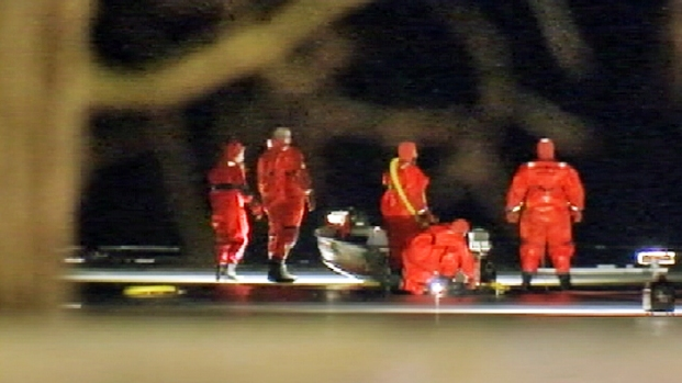 [NY] Rescuers Search for Teens on Frozen Lake