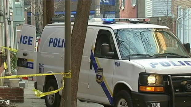 [PHI] Burning Body Found in Center City Basement