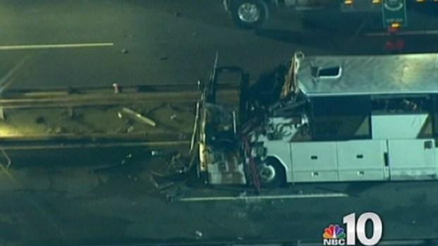[PHI] Dozens Injured in Pa. Bound Bus Accident in Boston