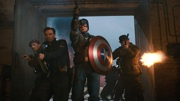 """[NATL] """"Captain America: The First Avenger"""""""