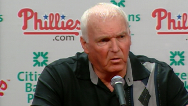 [PHI] Charlie Manuel: Our Pitching Really Worked
