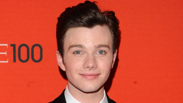 "[NATL] Chris Colfer on Shooting ""Glee"" in NYC: ""It's Been Crazy"""