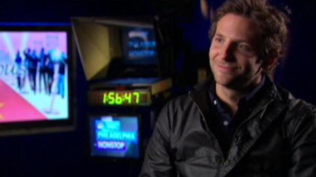 "[PHI] Bradley Cooper Talks ""Limitless"""