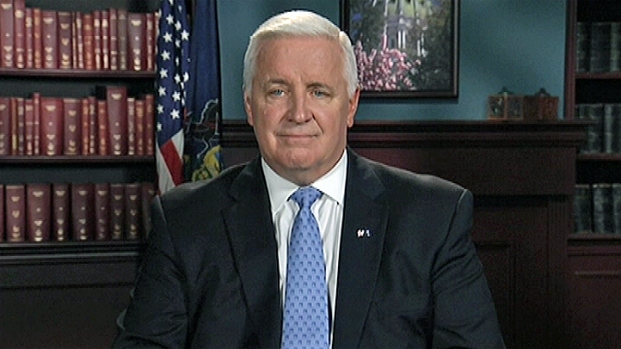 [PHI] One-on-One Interview with Gov. Corbett