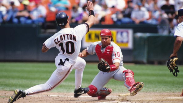 Former Phillie Darren Daulton Through the Years