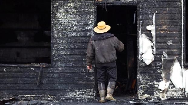 [PHI] Farmhouse Fire Kills Seven Children