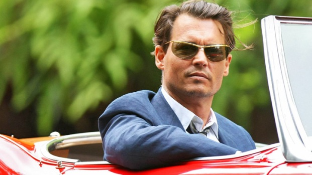 "[FREEL] Johnny Depp on ""The Rum Diary,"" Drunkenness & Hunter Thompson"