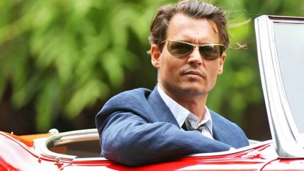"""[FREEL] Johnny Depp on """"The Rum Diary,"""" Drunkenness & Hunter Thompson"""