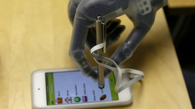 Bionic Hands App