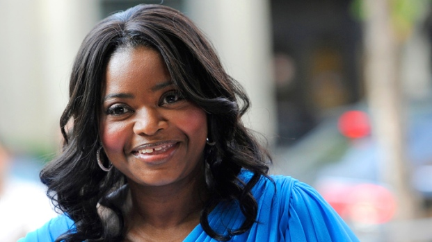 [NBCAH] Octavia Spencer Reflects On 2012 Oscar WIn