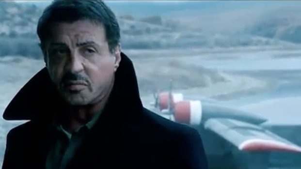 """[NATL] """"The Expendables 2"""""""