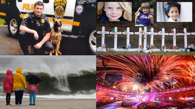 Most Viewed Stories of 2012