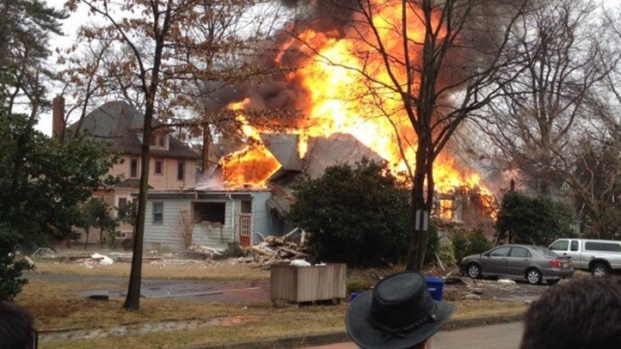 [PHI] Natural Gas Leak Caused NJ Home Explosion: Fire Marshal