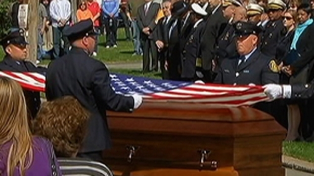 [PHI] Final Goodbyes for Fallen Firefighters